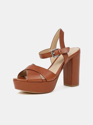 Sandále pre ženy ALDO - hnedá