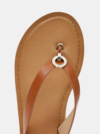 Papuče, žabky pre ženy ALDO - hnedá
