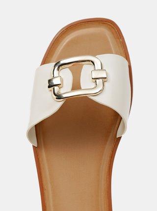 Papuče, žabky pre ženy ALDO - biela