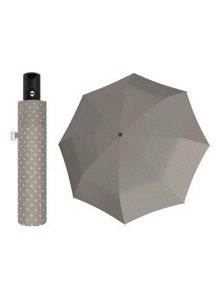 Doppler Magic Carbonsteel Royal dámský luxusní plně automatický deštník - Šedá