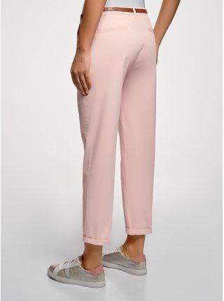Kalhoty typu chinos klasické OODJI