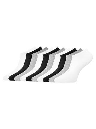 Ponožky členkové (sada 10 párov) OODJI