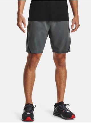 Kraťasy Under Armour Unstoppable Shorts - šedá