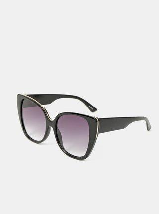 Černé dámské sluneční brýle ALDO Gleravia