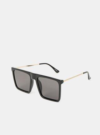 Čierne pánske slnečné okuliare ALDO Etaethien
