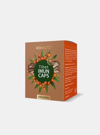 Přírodní doplněk stravy na podporu imunity Himalyo Imun Caps (60 kapslí)