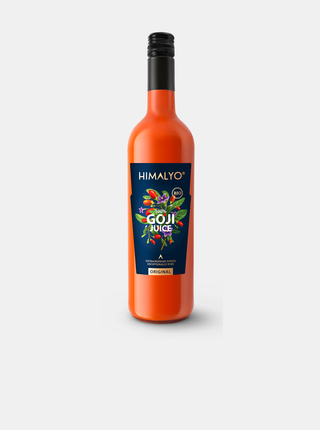 Přírodní šťáva z kustovnice Himalyo Goji Juice BIO (750 ml)