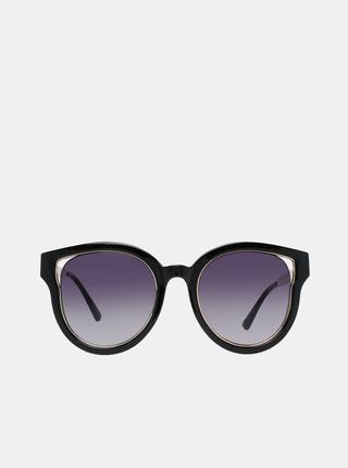 Černé dámské sluneční brýle Guess