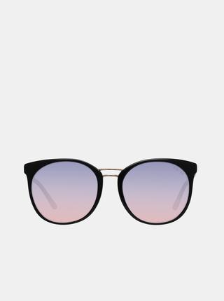 Dámské sluneční brýle ve zlato-černé barvě Guess