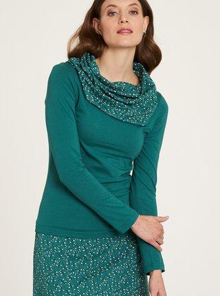Zelené tričko s limcom Tranquillo