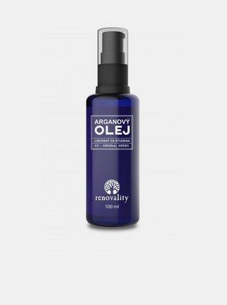 Arganový olej pro všechny typy pleti RENOVALITY (100 ml)