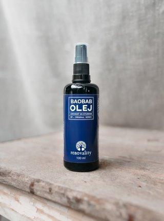 Baobabový olej pro všechny typy pleti RENOVALITY (100 ml)