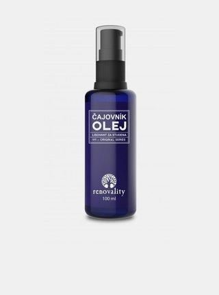 Čajovníkový olej pro všechny typy pleti RENOVALITY (100 ml)