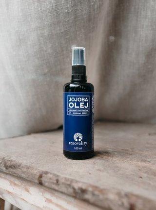 Jojobový olej pro všechny typy pleti RENOVALITY (100 ml)