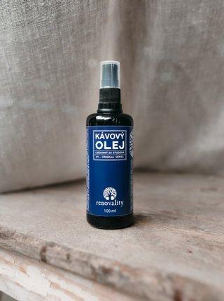 Kávový olej pro všechny typy pleti RENOVALITY (100 ml)