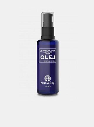 Levandulový olej pro všechny typy pleti RENOVALITY (100 ml)