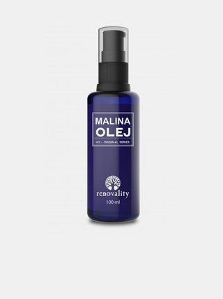Malinový olej pro citlivou pleť RENOVALITY (100 ml)