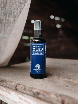 Okurkový olej pro všechny typy pleti RENOVALITY (100 ml)
