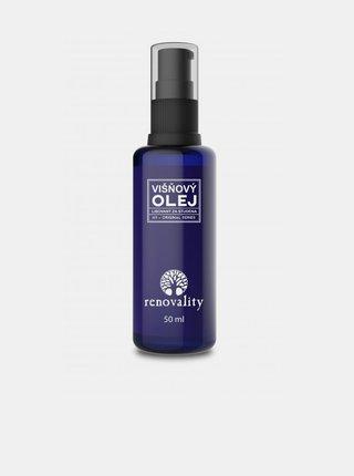 Višňový olej pro suchou pleť RENOVALITY (50 ml)
