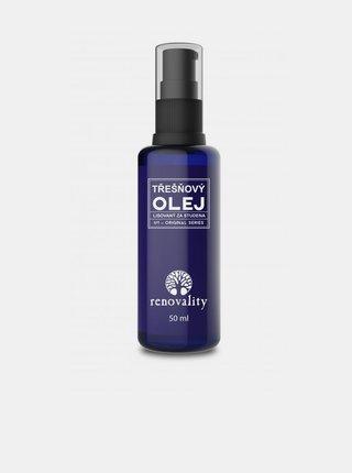 Třešňový olej pro suchou a ekzematickou pleť RENOVALITY (50 ml)