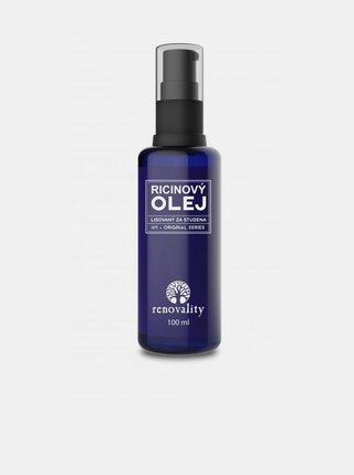 Ricinový olej pro suchou pleť RENOVALITY (100 ml)