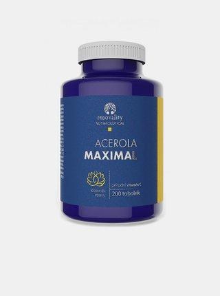 Acerola Maximal Vitamín C RENOVALITY (200 tobolek)