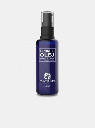 Opuncie olej pro smíšenou pleť a oční okolí RENOVALITY (50 ml)