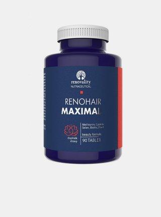Doplněk stravy: Renohair Maximal RENOVALITY (90 tablet)