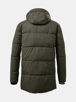 Zimné bundy pre mužov killtec - zelená