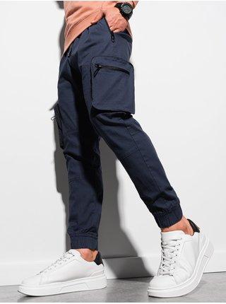 Pánské jogger kalhoty P960 - námořnická