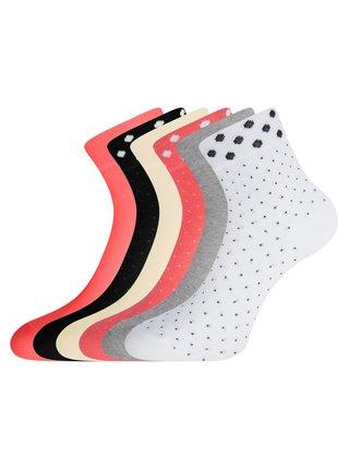 Ponožky (sada 6 párov) OODJI