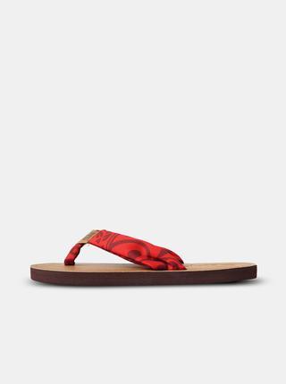 Papuče, žabky pre ženy SAM 73 - červená