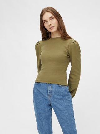 Zelené tričko Pieces