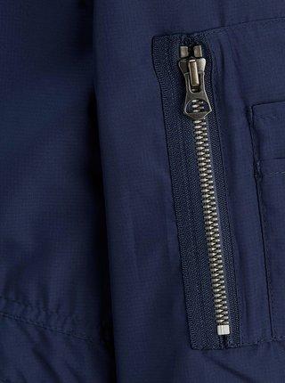 Tmavě modrá bunda Jack & Jones Flight