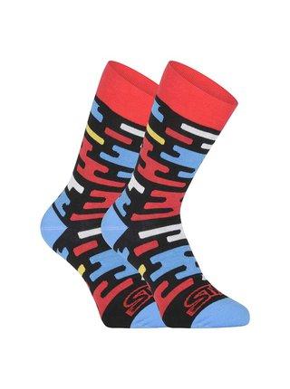 Veselé ponožky Styx vysoké Flat
