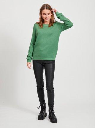 Zelený sveter VILA Chassa