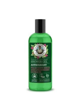 Bylinkářka Agafie Přírodní sprchový gel Antioxidant 260 ml