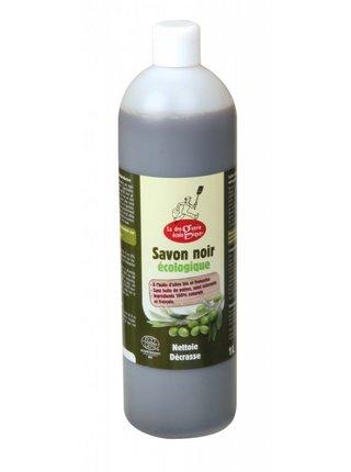La Droguerie Ecologique by Ecodis Univerzální černé mýdlo z olivového oleje BIO (1 l)