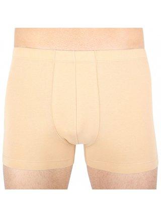 Pánské neviditelné boxerky Covert béžové