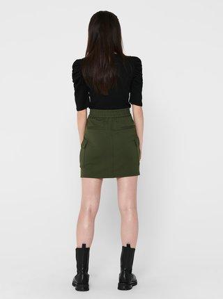 Kaki sukňa ONLY