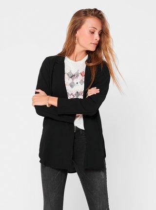 Čierne sako Jacqueline de Yong Tilo