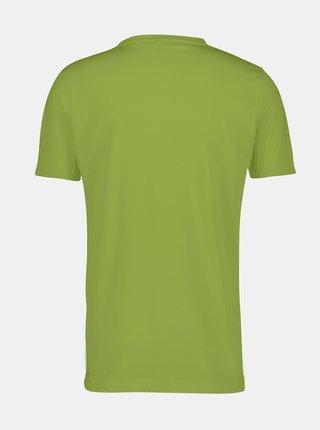 Basic tričká pre mužov LERROS - zelená