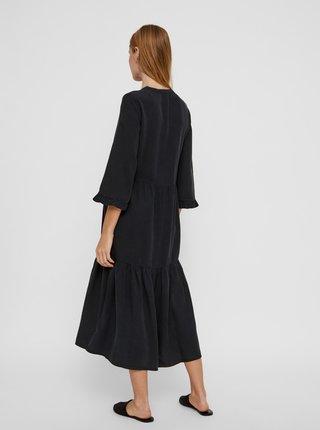 Čierne šaty Noisy May Mendi