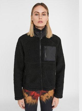 Čierna zimná bunda Noisy May