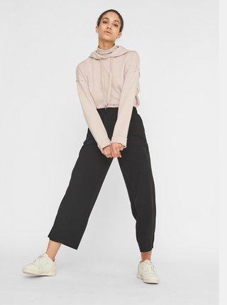 Černé culottes kalhoty Noisy May Jasa