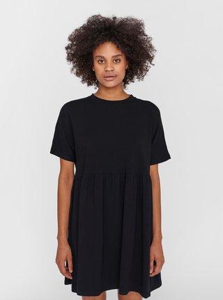 Černé šaty Noisy May Kerry