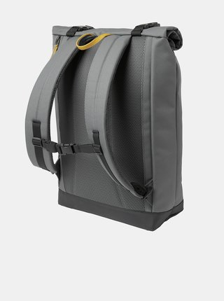 Šedý nepromokavý batoh HELLY HANSEN Stockholm 28 l