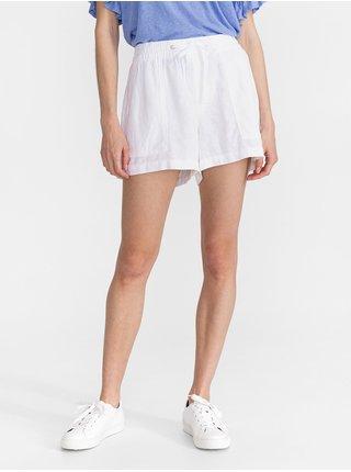 Bílé dámské kraťasy pull-on utility solid shorts GAP