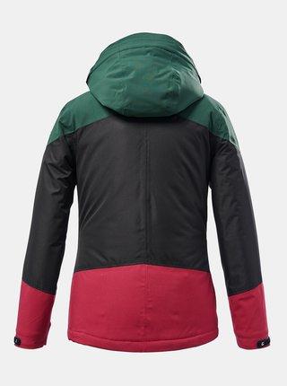 Černá holčičí voděodolná bunda killtec