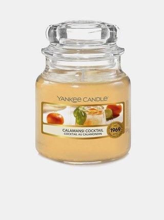 Vonná svíčka Yankee Candle Calamansi Cocktail Classic